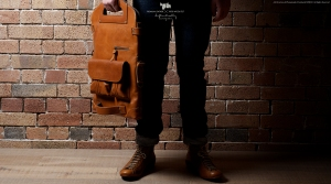 Photo from hardgraft.com  The 2unfold Bag